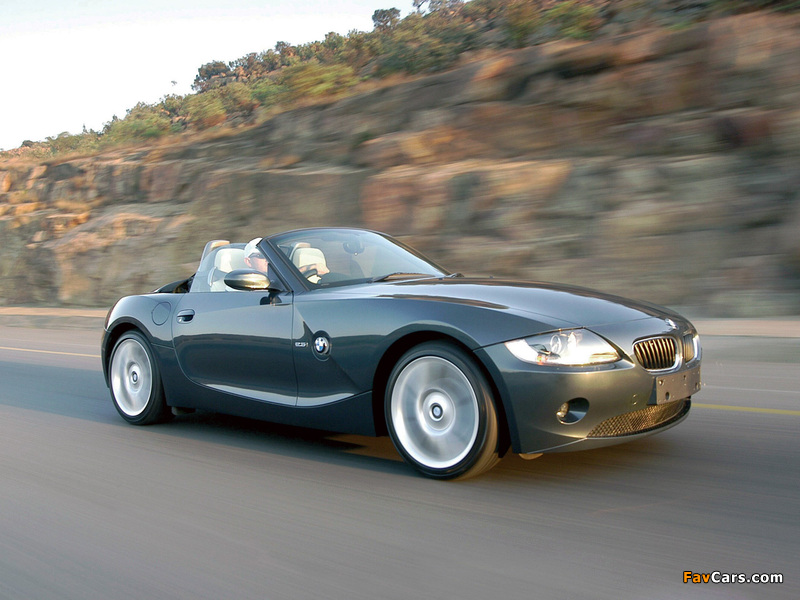 Bmw Z4 Roadster Individual E85 2004 Pictures 800x600