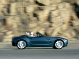 BMW Z4 Roadster Individual (E85) 2004 wallpapers