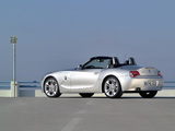 BMW Z4 3.0i Roadster (E85) 2005–09 images