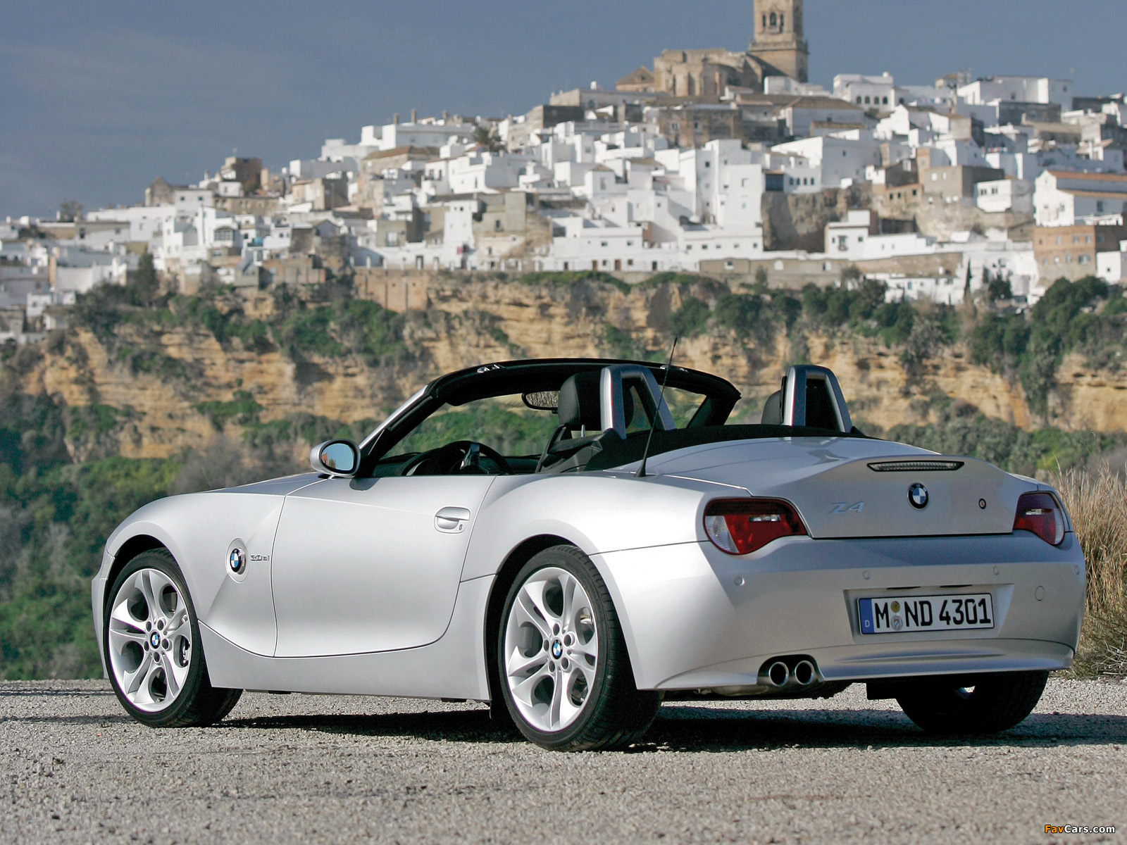 Bmw Z4 3 0si Roadster E85 2005 09 Pictures 1600x1200