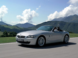 BMW Z4 3.0i Roadster (E85) 2005–09 pictures