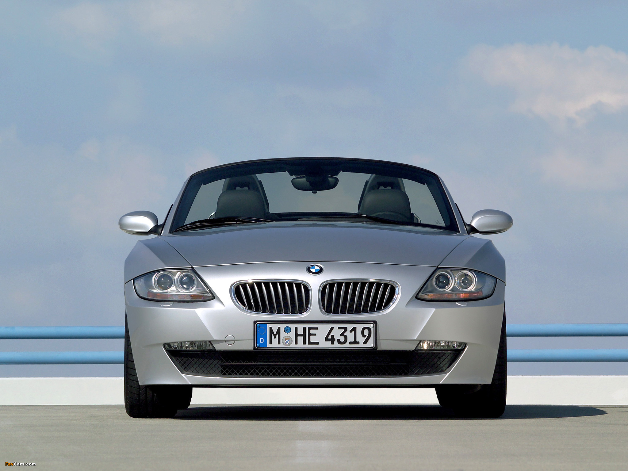 Bmw Z4 3 0i Roadster E85 2005 09 Wallpapers 2048x1536