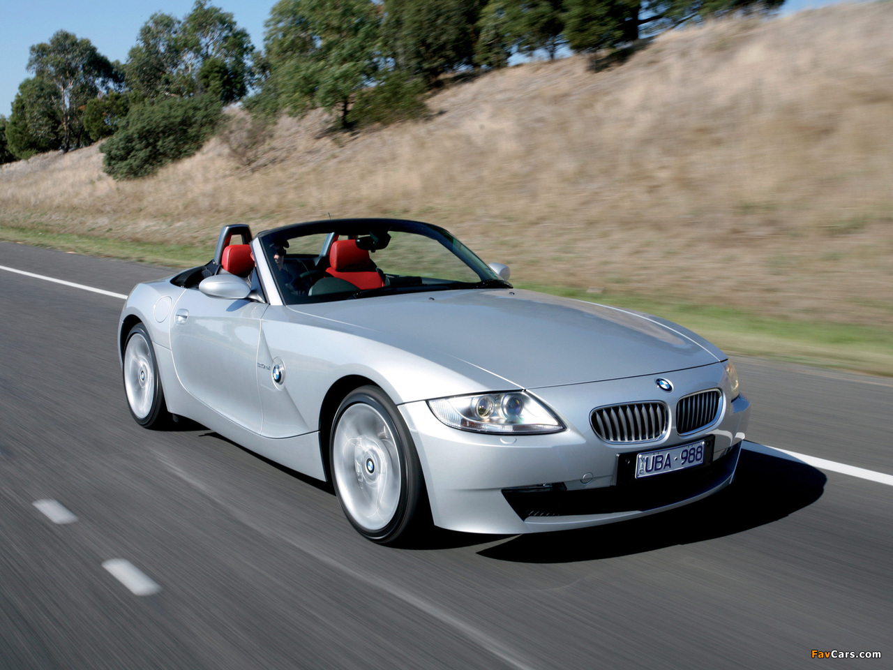 Bmw Z4 3 0si Roadster Au Spec E85 2005 09 Wallpapers 1280x960