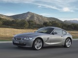 BMW Z4 Coupe (E85) 2006–09 images