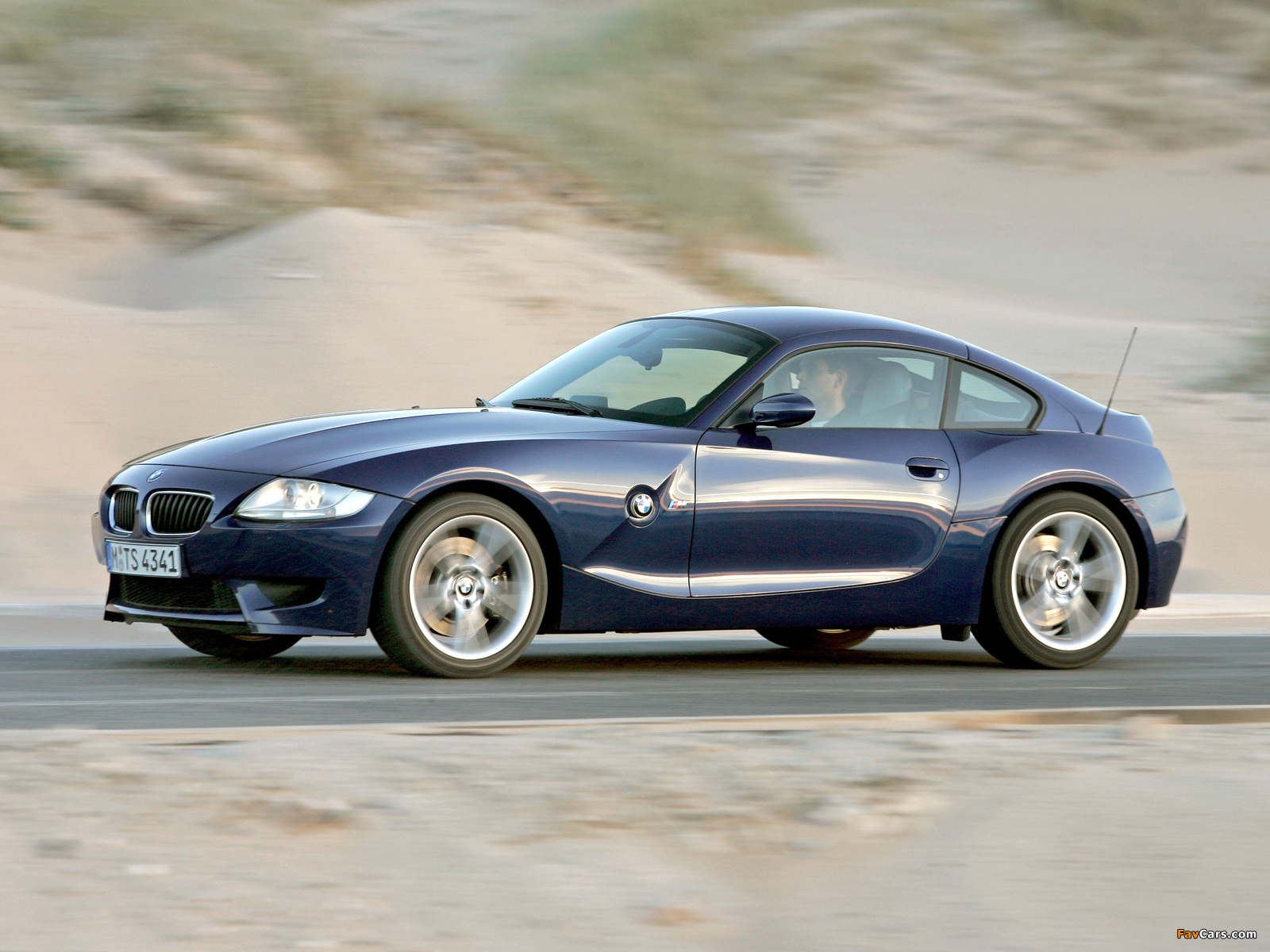 Bmw Z4 M Coupe E85 2006 08 Images 1600x1200