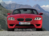 BMW Z4 M Roadster (E85) 2006–08 images