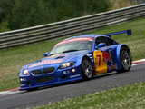 BMW Z4 M Coupe Race Car (E85) 2006–09 images