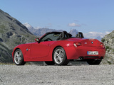 BMW Z4 M Roadster (E85) 2006–08 photos