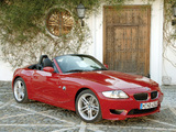 BMW Z4 M Roadster (E85) 2006–08 pictures