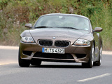 BMW Z4 M Coupe (E85) 2006–08 pictures