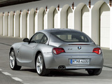 BMW Z4 Coupe (E85) 2006–09 pictures