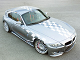 Hamann BMW Z4 M Coupe Renntaxi (E85) 2007 pictures