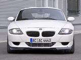 AC Schnitzer ACS4 Sport Coupe (E85) 2007–09 wallpapers