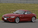 BMW Z4 sDrive35is Roadster US-spec (E89) 2009–12 images