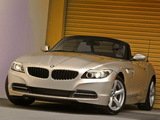 BMW Z4 sDrive30i Roadster US-spec (E89) 2009 photos