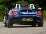 BMW Z4 sDrive35i Roadster UK-spec (E89) 2009–12 pictures