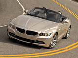 BMW Z4 sDrive30i Roadster US-spec (E89) 2009 pictures