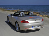 BMW Z4 sDrive35i Roadster (E89) 2009 pictures