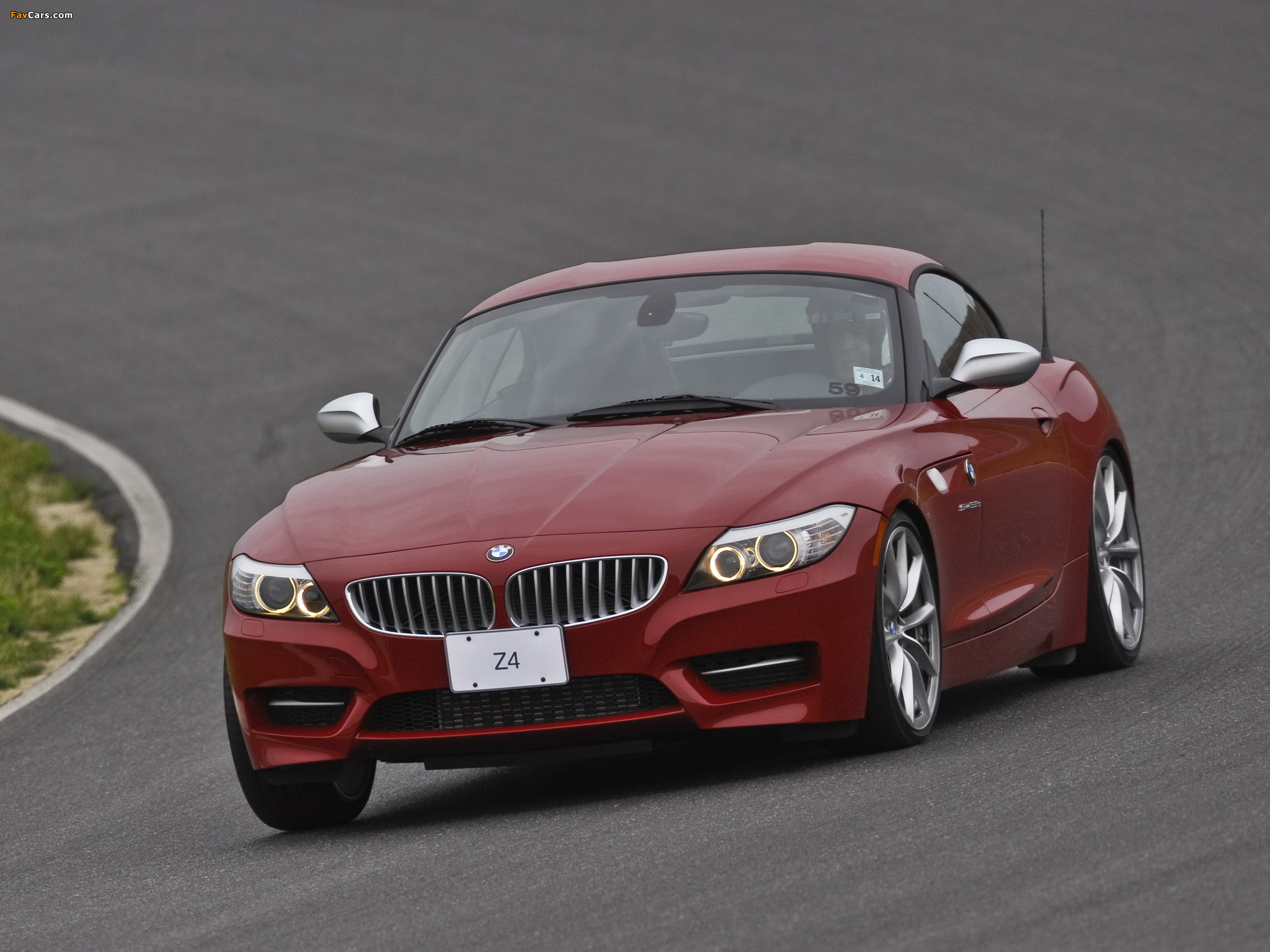 Bmw Z4 Sdrive35is Roadster Us Spec E89 2009 12 Pictures 2048x1536