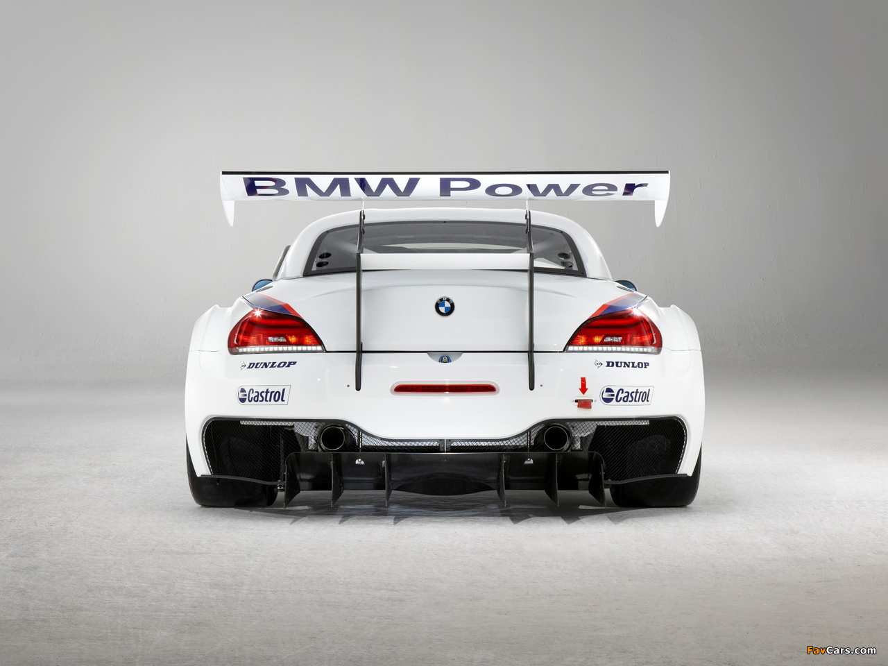 BMW Z4 GT3 (E89) 2010 pictures (1280 x 960)