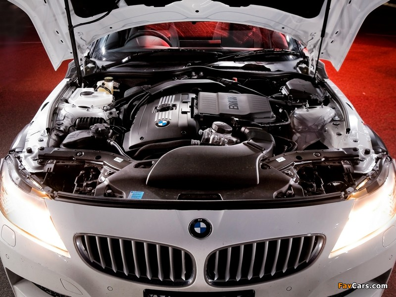 BMW Z4 sDrive35is Roadster AU-spec (E89) 2010–12 pictures (800 x 600)