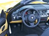 BMW Z4 sDrive28i Roadster US-spec (E89) 2011–12 photos