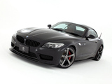3D Design BMW Z4 Roadster M Sports Package (E89) 2011 wallpapers
