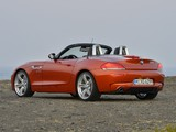BMW Z4 sDrive35is Roadster (E89) 2012 images