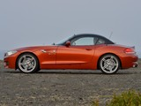 BMW Z4 sDrive35is Roadster (E89) 2012 photos