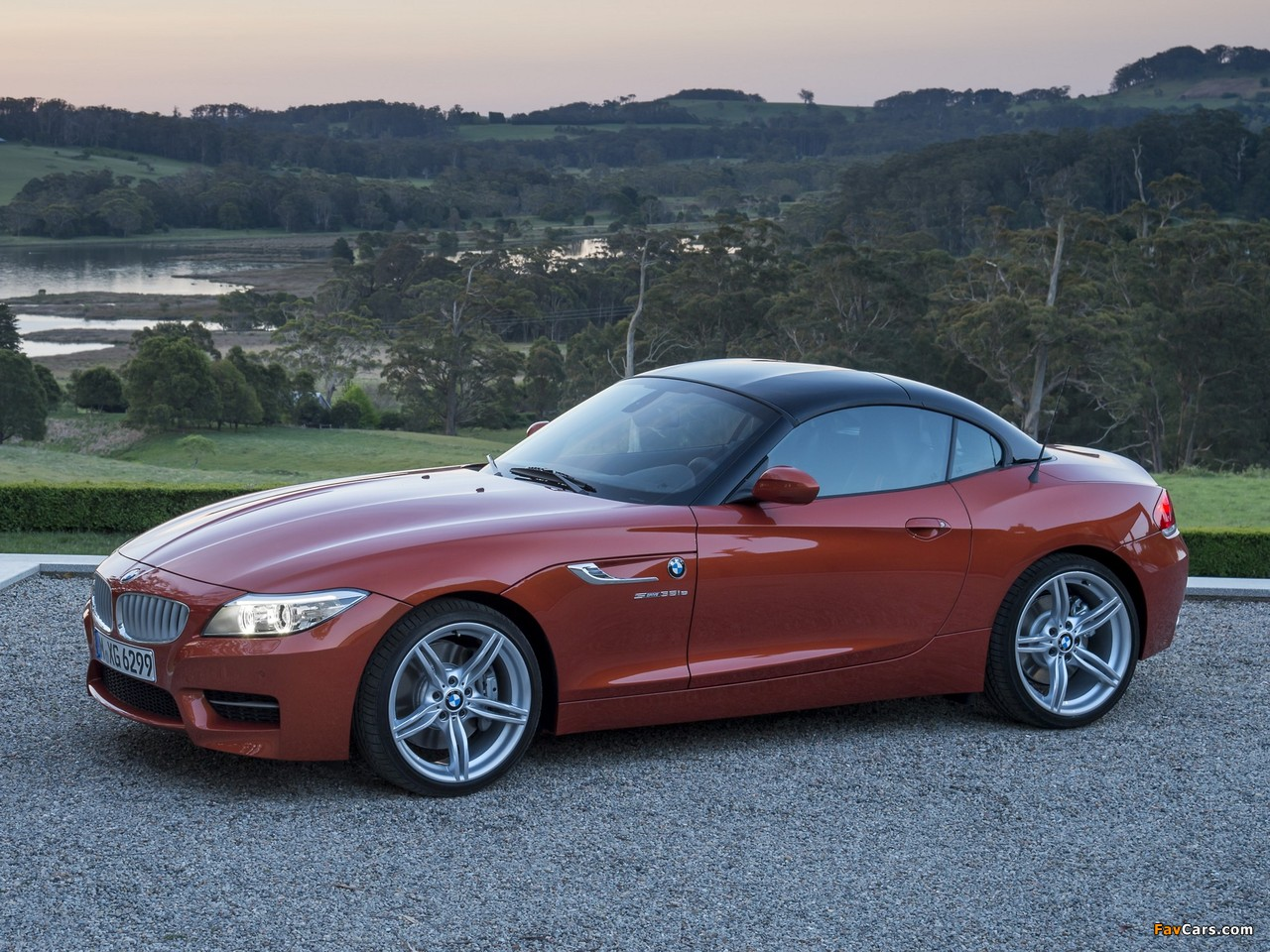 Bmw Z4 Sdrive35is Roadster E89 2012 Photos 1280x960