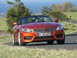 BMW Z4 sDrive35is Roadster (E89) 2012 wallpapers