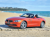 BMW Z4 sDrive28i Roadster AU-spec 2013 photos