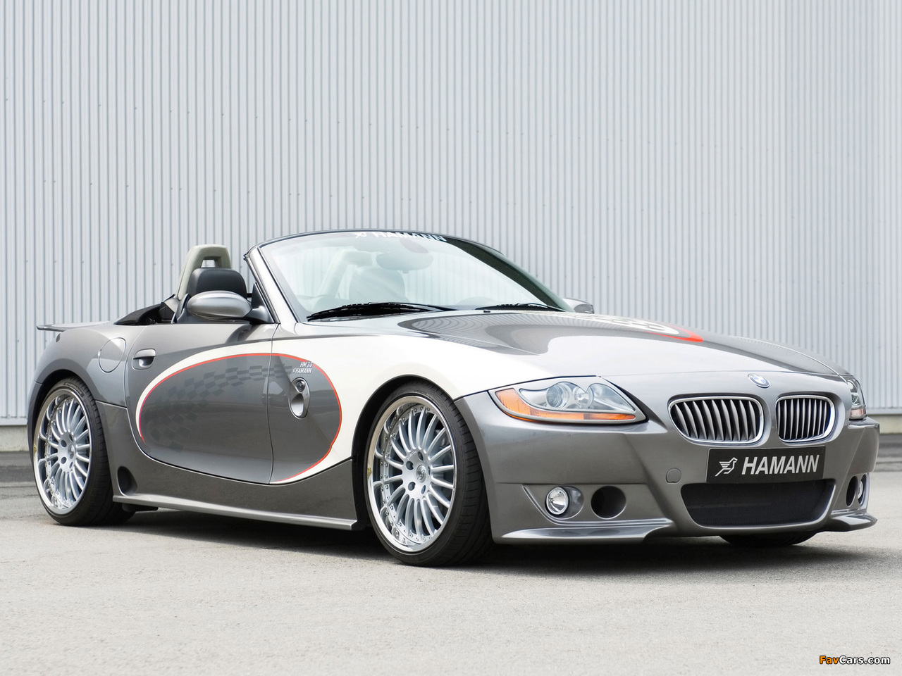 Hamann Bmw Z4 Roadster E85 Images 1280x960