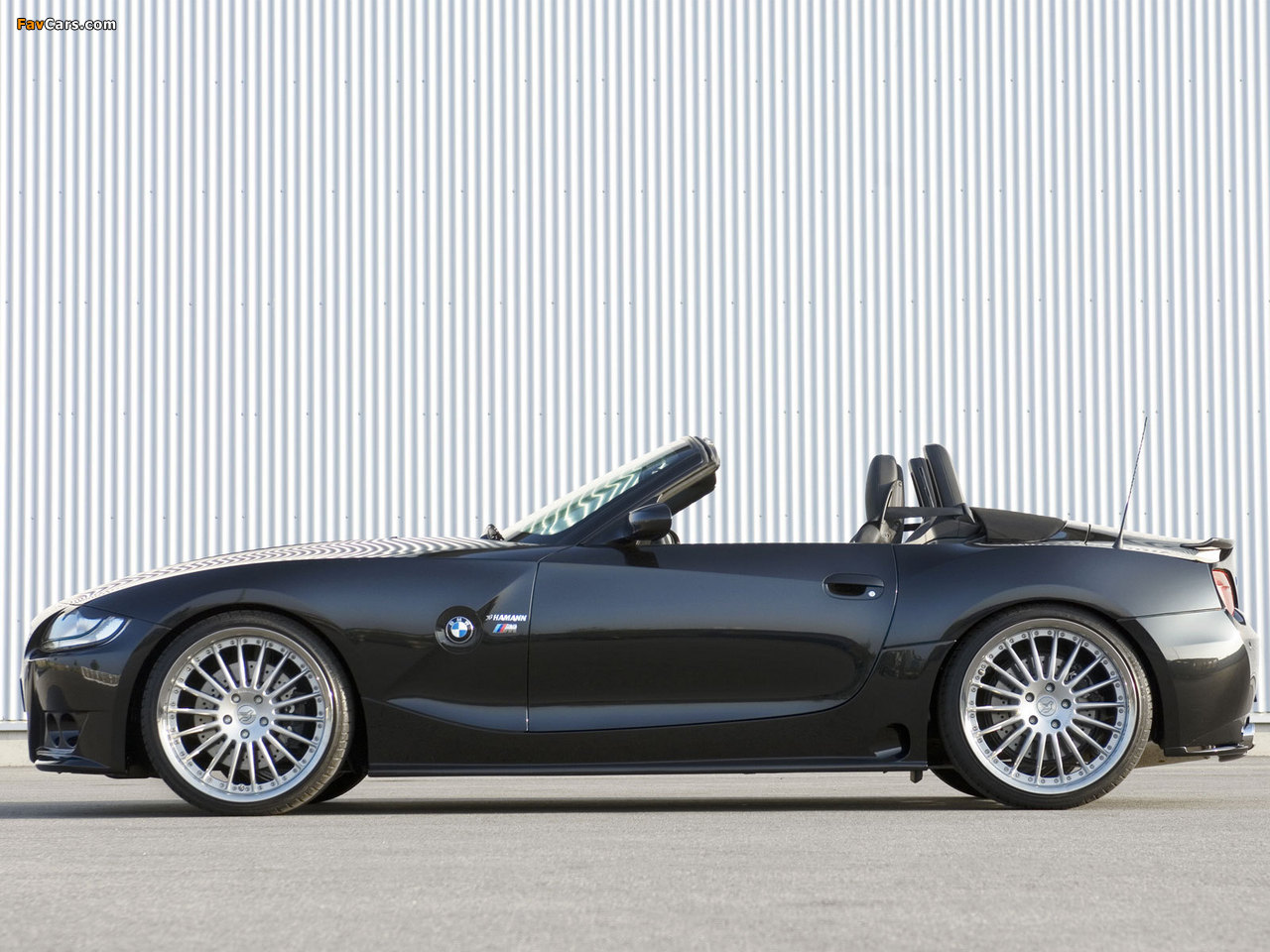 Hamann BMW Z4 M Roadster (E85) pictures (1280x960)