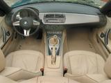 Images of BMW Z4 2.5i Roadster US-spec (E85) 2002–05