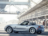 Images of BMW Z4 3.0i Roadster (E85) 2002–05
