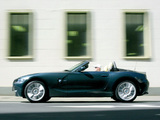 Images of BMW Z4 Roadster Individual (E85) 2004