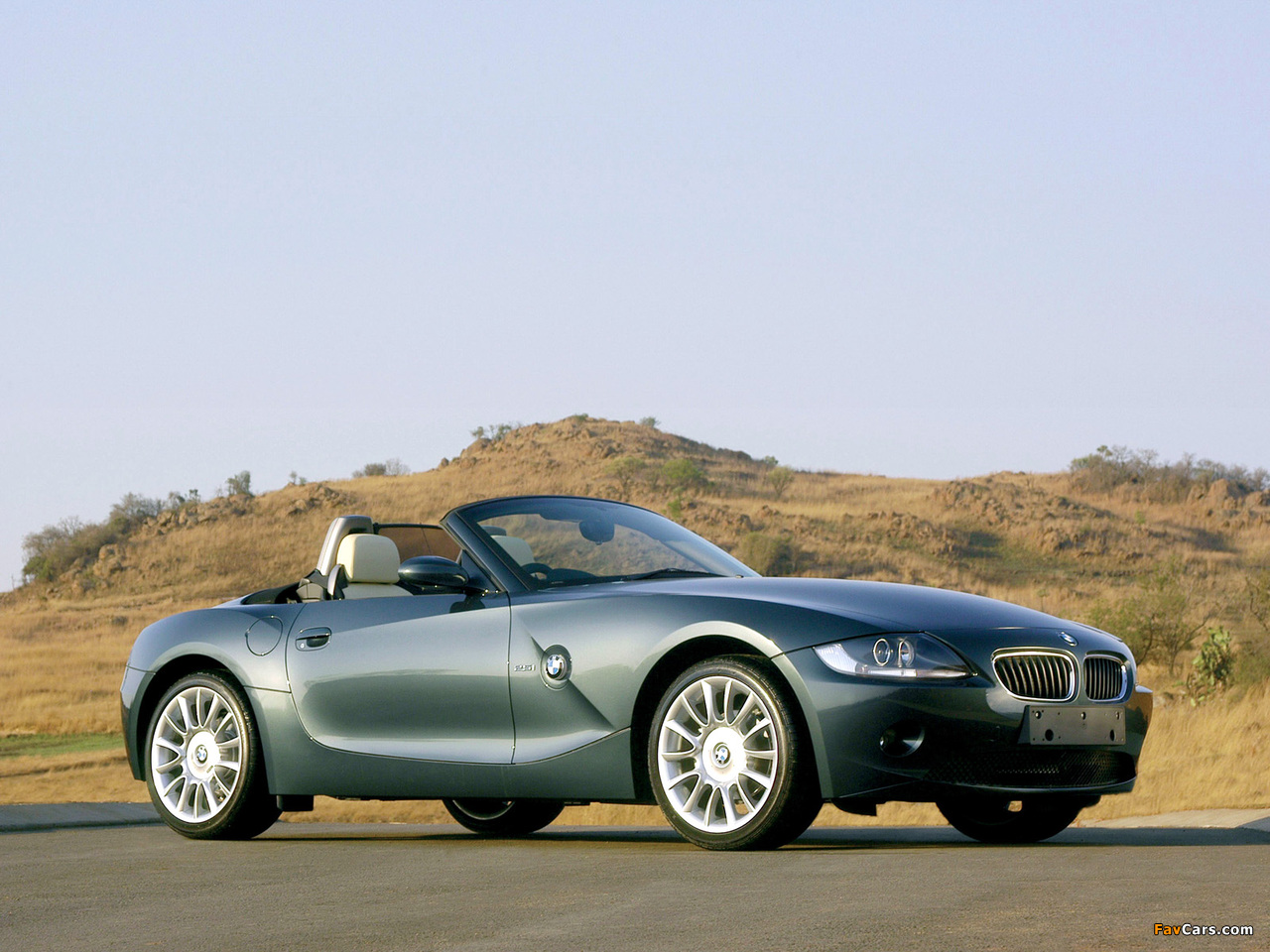 Images Of Bmw Z4 Roadster Individual E85 2004 1280x960