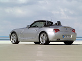 Images of BMW Z4 3.0i Roadster (E85) 2005–09