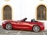 Images of BMW Z4 M Roadster (E85) 2006–08