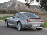 Images of BMW Z4 Coupe (E85) 2006–09