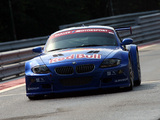 Images of BMW Z4 M Coupe Race Car (E85) 2006–09