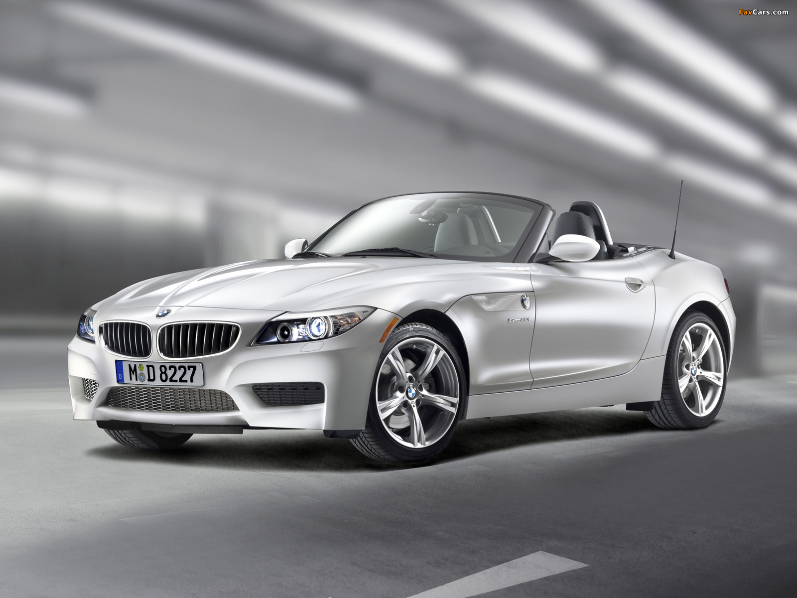 Images of BMW Z4 sDrive30i Roadster M Sports Package (E89) 2009 (1600 x 1200)