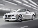 Images of BMW Z4 sDrive30i Roadster M Sports Package (E89) 2009