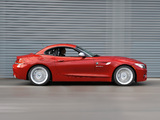 Images of BMW Z4 sDrive35is Roadster (E89) 2009–12