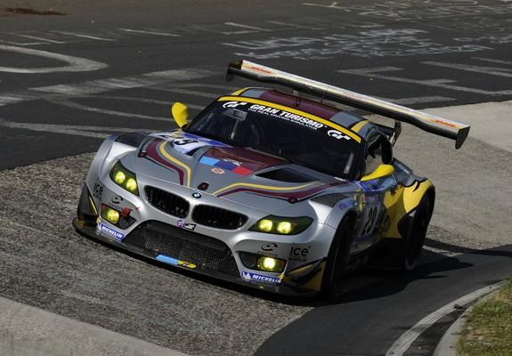 of BMW Z4 GT3 (E89) 2010