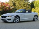 Images of BMW Z4 sDrive28i Roadster US-spec (E89) 2011–12