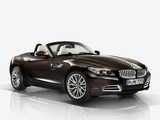 Images of BMW Z4 sDrive35i Roadster Pure Fusion Design (E89) 2013