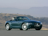 Photos of BMW Z4 Roadster Individual (E85) 2004