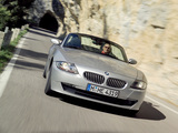 Photos of BMW Z4 3.0i Roadster (E85) 2005–09
